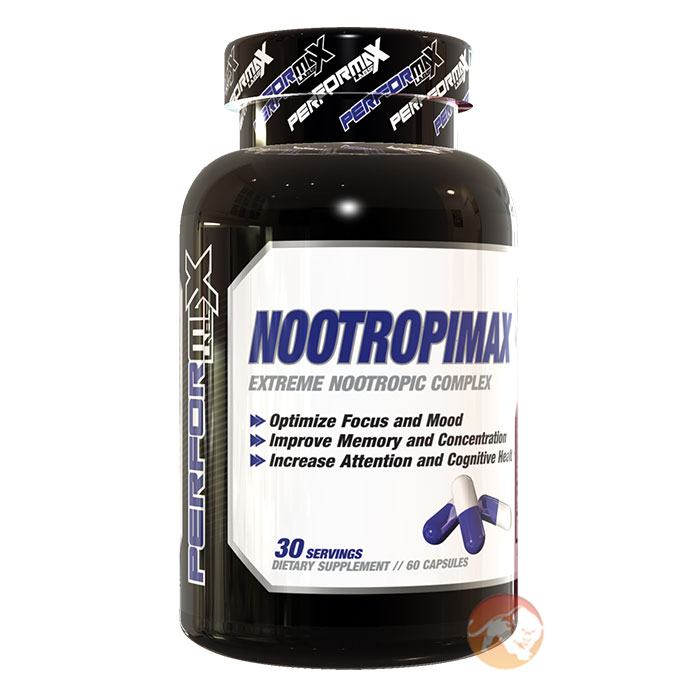 Image of Performax Labs NootropiMax 60 Capsules