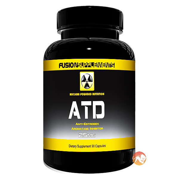 Image of Fusion supplements ATD 90 Caps