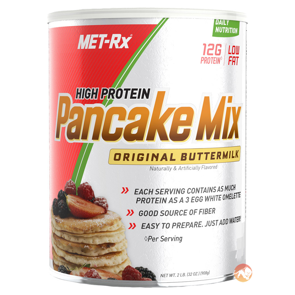 how to add protein to pancakes