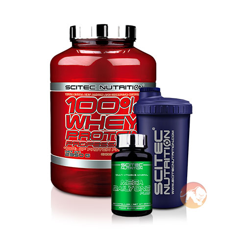 100% Whey Protein Professional 2350g Chocolate Cookies & Cream