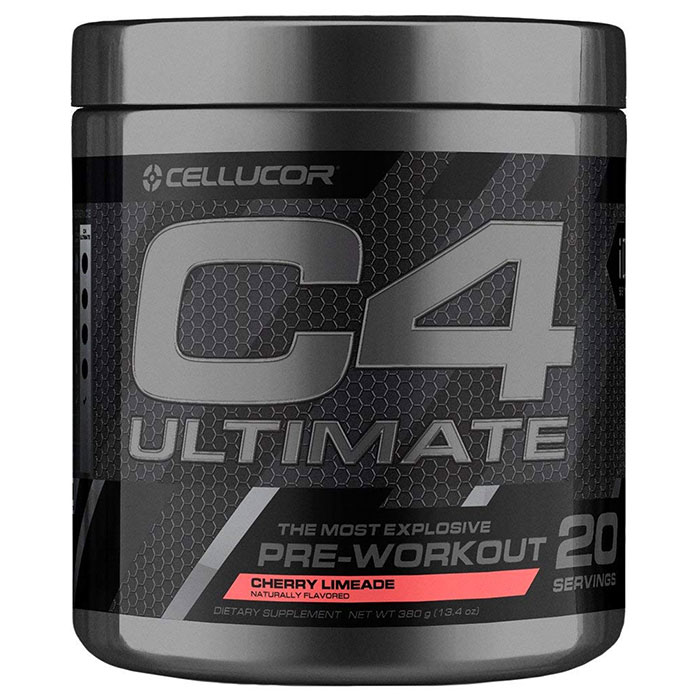 C4 Ultimate 20 Servings Cherry Limeade