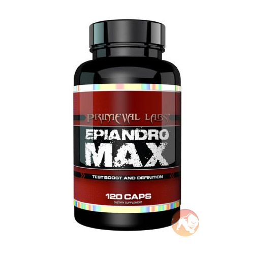 Image of Primeval Labs Epiandro Max 120 Tabs