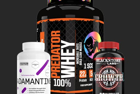 Predator Nutrition | Bodybuilding and Sports Supplements