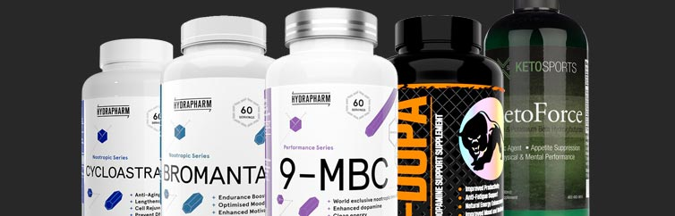 Nootropic Supplements/Boost Mental Performance